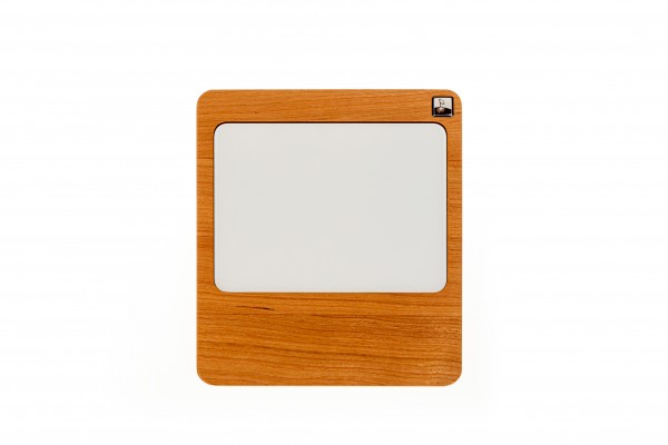 Trackpad MonoTray 2021 made out of Cherry wood
