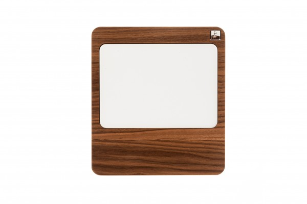 Trackpad MonoTray 2021 made out of Walnut wood