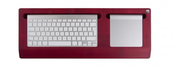 TrackpadTray (Modell 2011) in rot