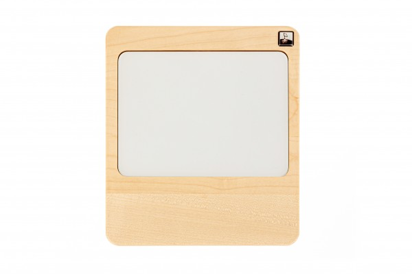 Trackpad MonoTray 2021 made out of Maple wood